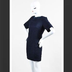 New Victoria Victoria Beckham Navy Dress Sz 0